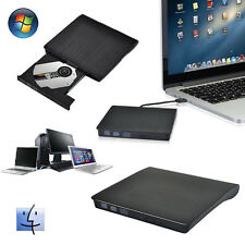 USB 3.0 DVD-ROM CD-RW DVD-RW Read Writer Burner External Drive for PC Laptop