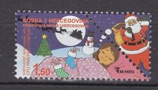 BOSNIA&HERZEGOVINA 2016** MNH SC #  New Year and Christmas stamp