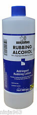 BENJAMIN RUBBING ALCOHOL - ISOPROPYL ALCOHOL 70% - 500 ML