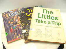 Young Readers USED School Teacher Book Lot - THE LITTLES John Peterson Clark