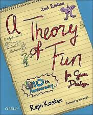 Koster, Raph-Theory Of Fun For Game Design  BOOK NEW