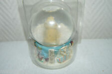 BOULE DE NEIGE VERRE  COLLECTION CAPITALE LE CAIRE EGYPTE  NEUF SNOW BOWL M6