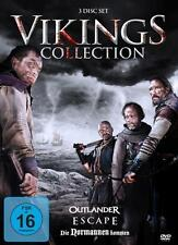 Vikings Collection - Die Normannen kommen / Outlander / Escape (2015)