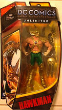 "DC COMICS UNLIMITED: HAWKMAN 6"" ACTION FIGURE"
