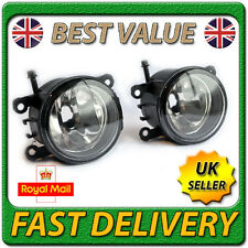 Pair Left Right Side Front Fog Lamp Light for NISSAN NAVARA D40 PATHFINDER NOTE