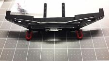 Scx10 II Front Rock Bumper W/lights for Axial SCX-10 ii custom projects