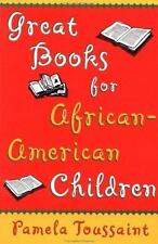 Great Books for African-American Children-ExLibrary