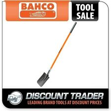 Bahco Post Hole Shovel - Long Handle - LST-7001