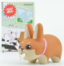 Kibbles and Labbits Kidrobot Mini-Figure Vinyl Figure - Shiba Inu