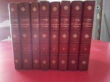 livre ancien révolution française A. Thiers 1846