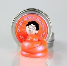 "Neon Flash Electric Color By Crazy Aaron's Thinking Putty New 2"" Small"