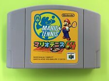 MARIO TENNIS 64 Nintendo 64 N64 FREE Shipping USED JAPAN GAME