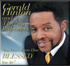 Gerald Hinton - You Don't Know How Blessed You (2004) - Used - Compact Disc