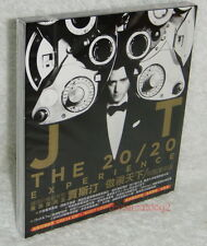 Justin Timberlake THE 20/20 EXPERIENCE DELUXE EDITION Taiwan CD w/BOX (12-trks)