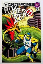 HERO ZERO WEEK 2 DARK HORSE COMICS NO. #2 (NM) UNREAD