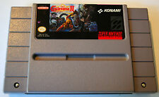 Jeu SUPER CASTELVANIA IV 4 pour Super Nintendo version NTSC (US)
