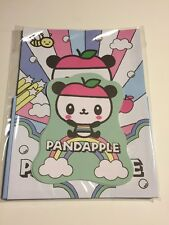 Sanrio Original Vintage Classic Letter Set Pandapple Apple Stationary Retired
