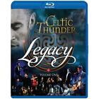 CELTIC THUNDER LEGACY VOLUME ONE BLU-RAY ALL REGIONS NEW