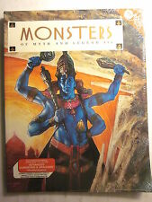 Mayfair Games 751 AD&D Role Aids MONSTERS OF MYTH & LEGEND III (New/SHRINK/1992)