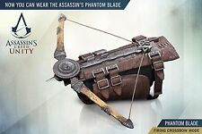 ASSASSIN'S CREED UNITY - WEAPON PHANTOM BLADE HOJA HIDDEN CROSSBOW / CROSSBOW