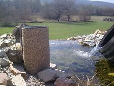 Steinfolie Reststück für Teichrand Bachlauf Wasserfall Gartenteich Teichfolie