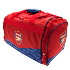 ARSENAL FC LARGE SCHOOL SPORTS FOOTBALL TRAVEL HOLDALL GYM KIT LUGGAGE BAG AFC