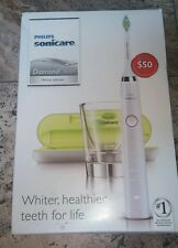 Philips Sonicare DiamondClean HX9332/05 Electric Toothbrush, White *NewOpenBox*
