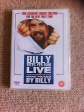 Billy Connolly - Billy Bites Yer Bum Live / Hand Picked By Billy (DVD, 2004)