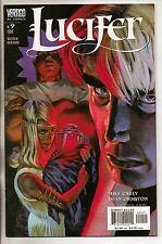 DC Vertigo Comics Lucifer #9 February 2001 NM