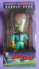 Mars Attacks Wacky Wobbler bobble head Funko NRFB Topps 2012