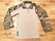 CRYE PRECISION COMBAT SHIRT CS4 FR FLAME RESISTANT MULTICAM MEDIUM REGULAR