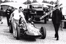 7x5 photographie, ian raby gilby-brm V8, italien gp monza 1963
