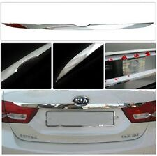 Rear Tail Trunk Door Chrome Trim Line Garnish 1P For 09 10 Kia Optima Lotze Inno