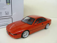 1:18 Otto BMW 850CSI  Red E31 Otto Mobile SHIPPING FREE WORLDWIDE