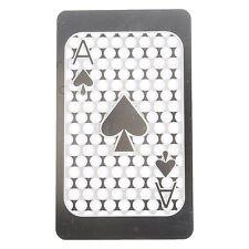 Credit Card Herb Grinder V Syndicate Herb Grater Pocket Wallet Size Ace Design