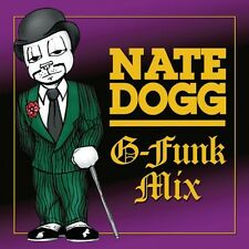 G-Funk Mix - Nate Dogg (2010, CD NEUF) Explicit Version