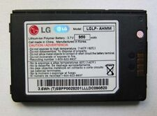 Batterie ORIGINALE LG LP-AHMM VX9200 enV3 Noire NEW