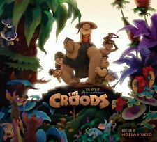 The Art of the Croods by Noela Hueso and Nicholas Cage (2013, Hardcover)