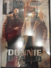 DONNIE BRASCO - NO AUDIO ITALIANO - DVD ORIGINALE - visitate COMPRO FUMETTI SHOP