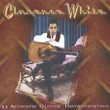 White, Clarence 33 Acoustic Guitar Instrumentals CD