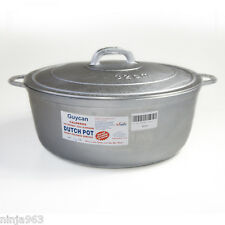 Guycan Olandese Pot 32cm Xl Pentola A Pressione / Dutch Pot