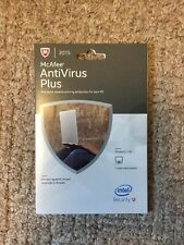 McAfee AntiVirus Plus - 1 PC, 1 Year Subscription