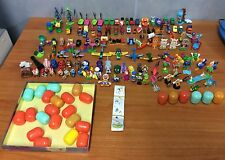 Huge lot of 122 Kinder Surprise Toys