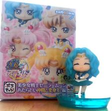 Sailor Moon - Petit Chara 2 Mini Figure Megahouse - NEPTUNE (B) happy