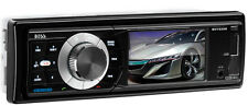 "BOSS Audio BV7335B Single-DIN DVD Player 3.2"" Monitor with Detachable Front Pane"
