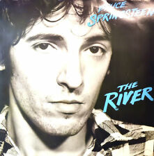 "12"" DLP Bruce Springsteen The River (Two Hearts, Cadillac Ranch) 80`s CBS"