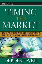 Timing the Market: How To Profit in the Stock Market Using the Yield Curve, Tech