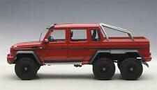 1:18 AUTOart  Mercedes-Benz G63 AMG 6x6 Matt red- rot