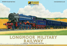 Graham Farish 370-400 Longmoor Military Railway Train Pack (N Gauge)