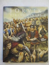 JORVIK VIKING CENTRE YORK,OFFICIAL GUIDE.M MAGNUSON.SB 2000 ?,COLOUR PHOTOS,ILLS